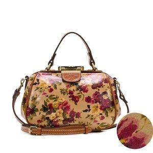 ✅Patricia Nash Crossbody bag: Antique Rose 🌹